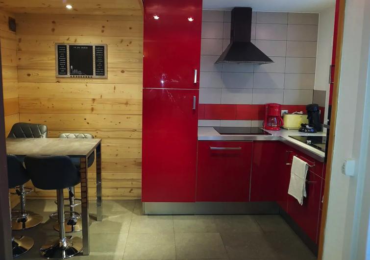 Airbnb aux Menuires : appartement Mina