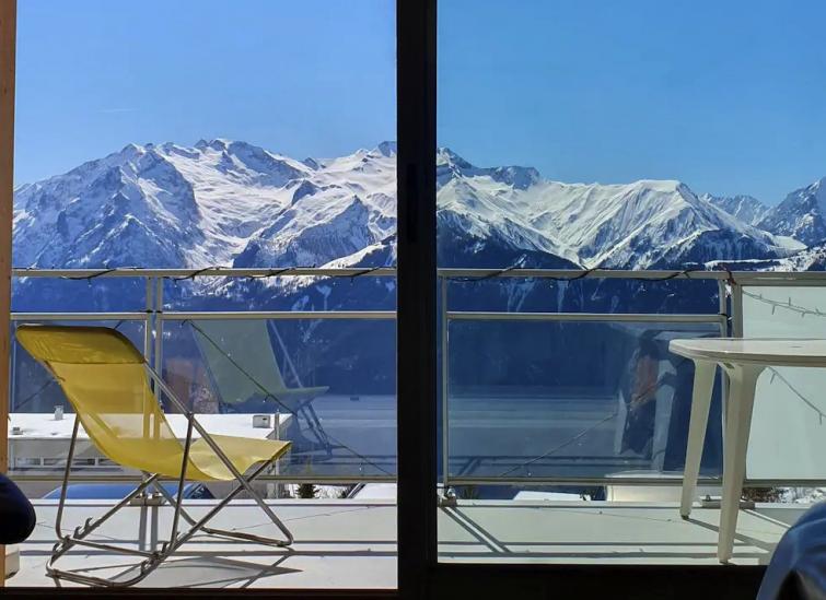 Appartement avec terrasse plein sud, Alpe d'Huez