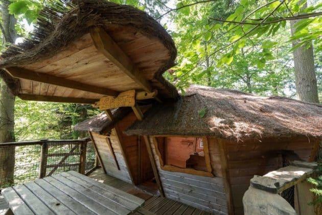 Les 7 plus belles cabanes dans les arbres en Ardèche