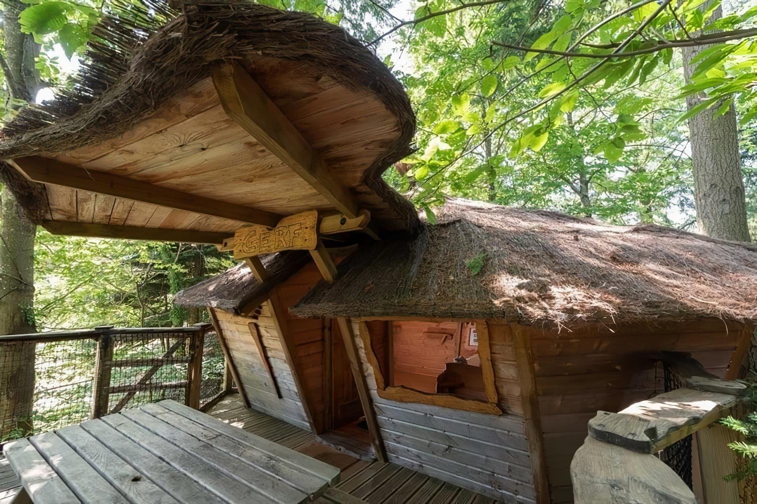 La Cabane Cerf