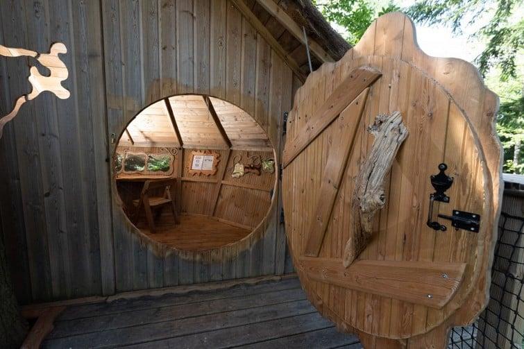 La Cabane Écureuil