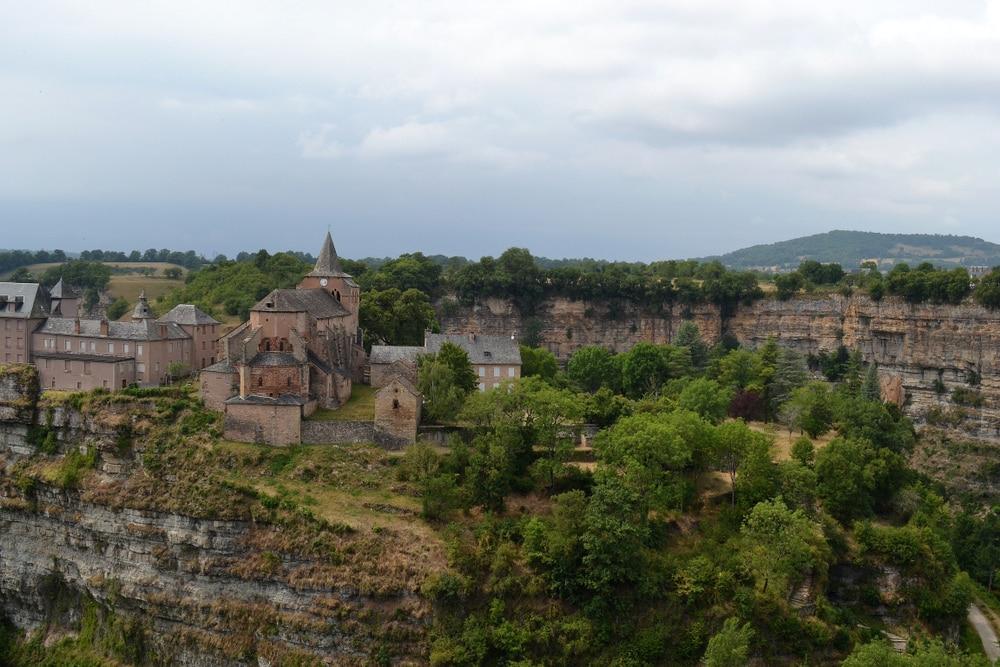 Villages d'Aveyron : Bozouls