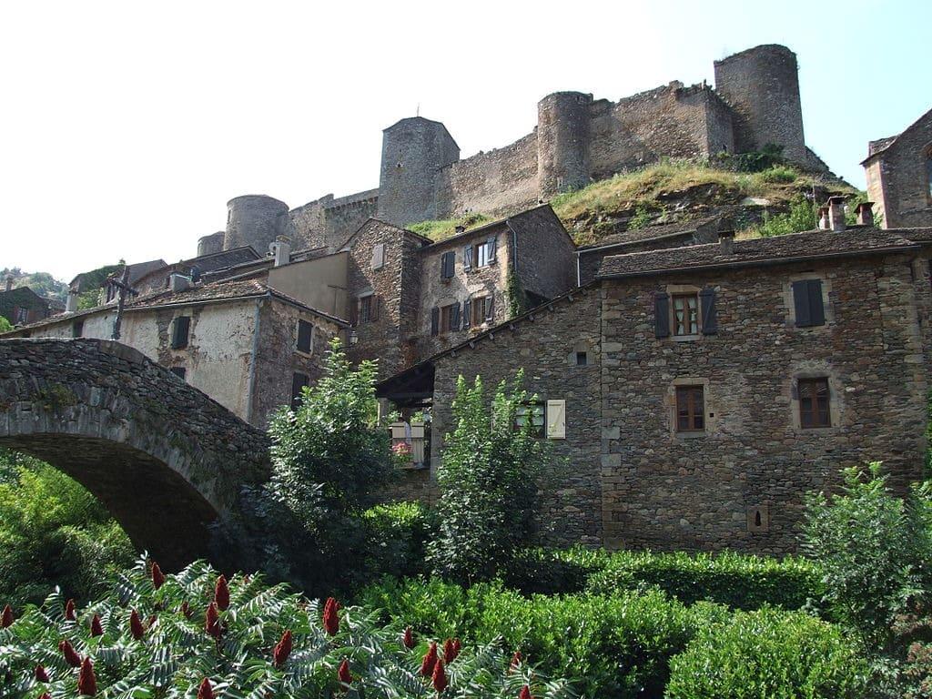 Villages d'Aveyron : Brousse-le-Château