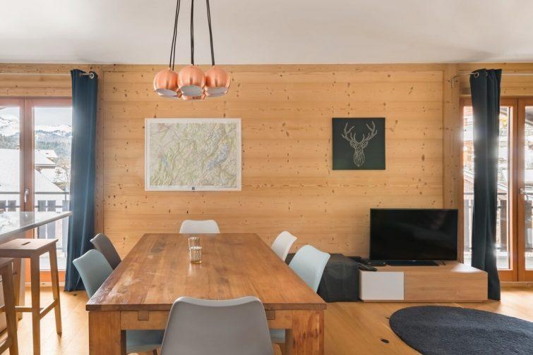 Appartement récemment rénové dans le centre de Morzine