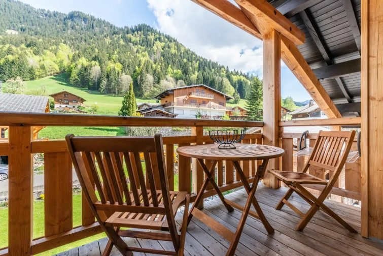 Charmant appartement alpin au cœur de Morzine