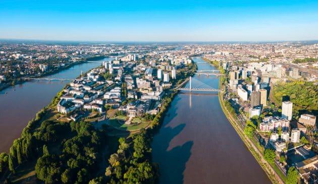 13 balades autour de Nantes