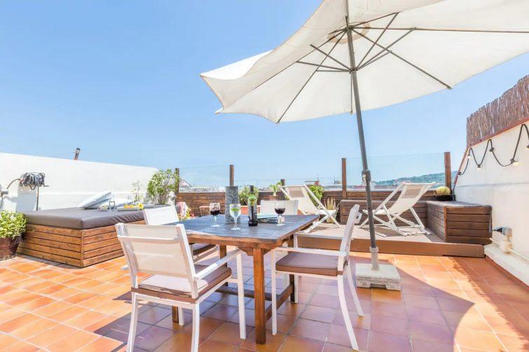 Luxueux Penthouse avec terrasse