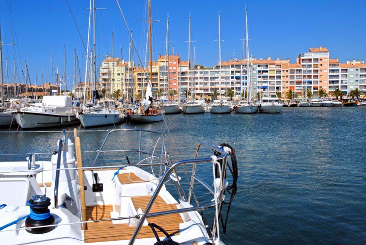Visiter et louer un bateau à Hyères