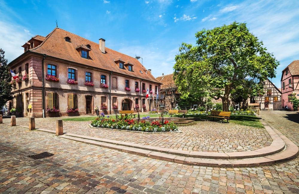Villages d'Alsace : Bergheim
