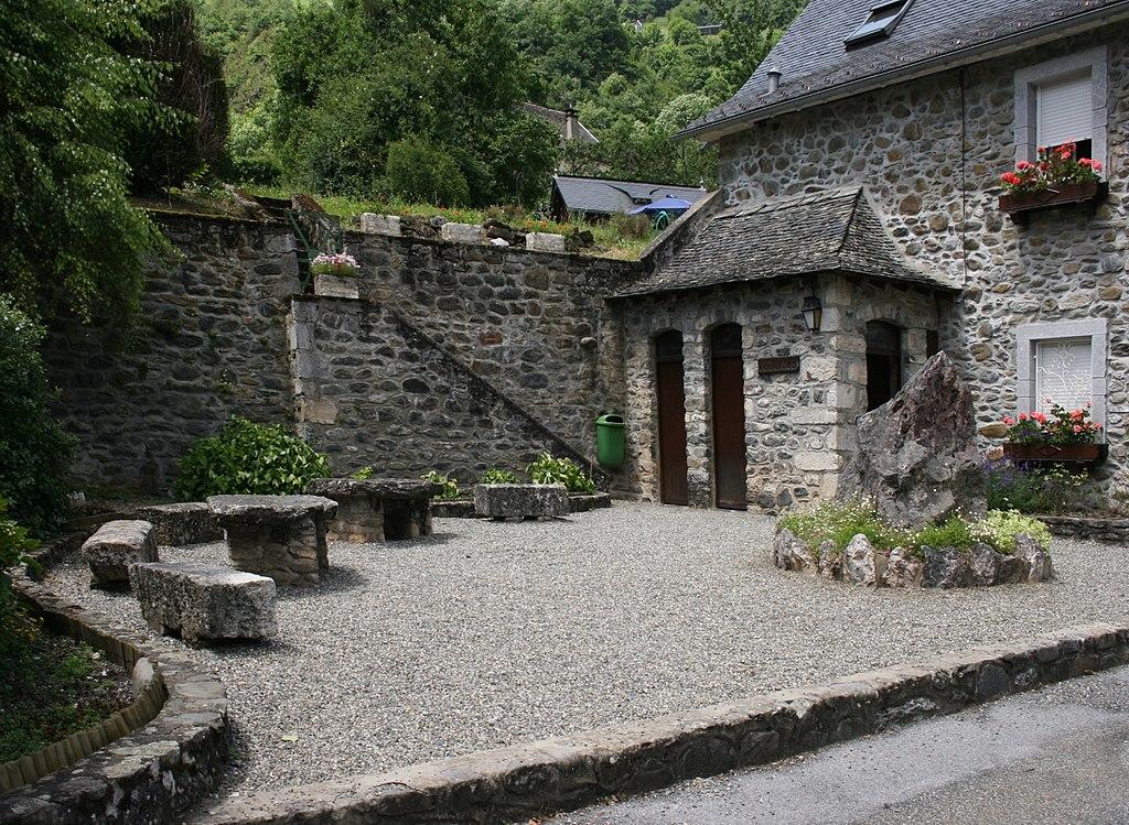 Villages du Béarn : Borce