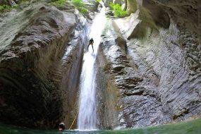 Canyon d'Angon