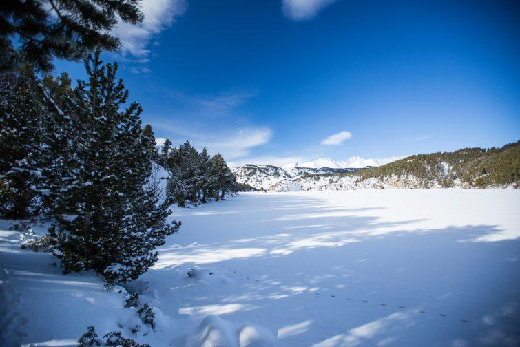 Ski et neige dans les Pyrénées Catalanes