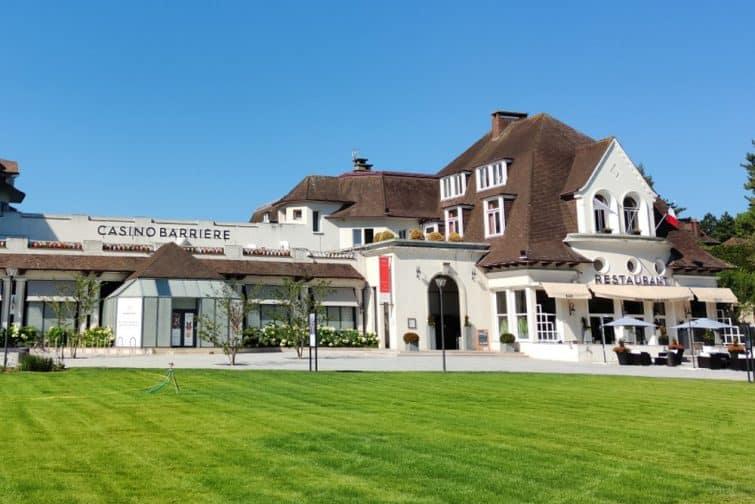 Casino Le Touquet - Barrière