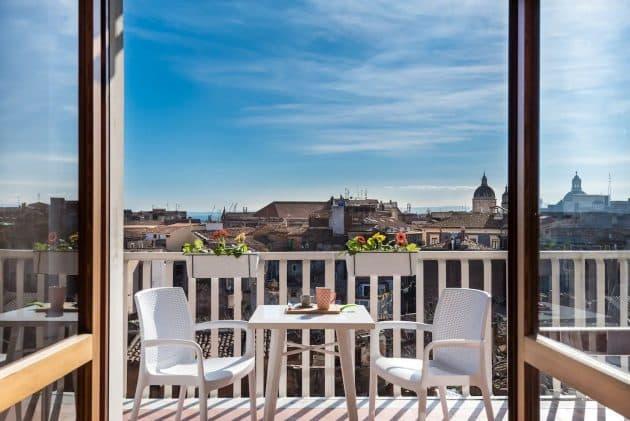 Airbnb Catane : les meilleures locations à Catane