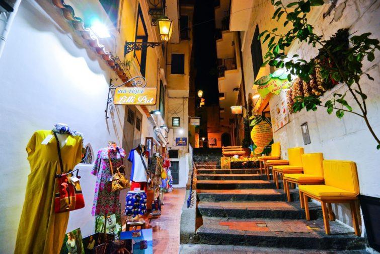 Visiter Amalfi : Centre d'Amalfi