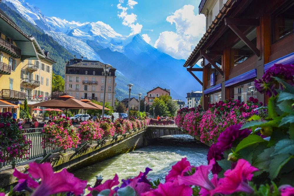 Chamonix, Haute Savoie