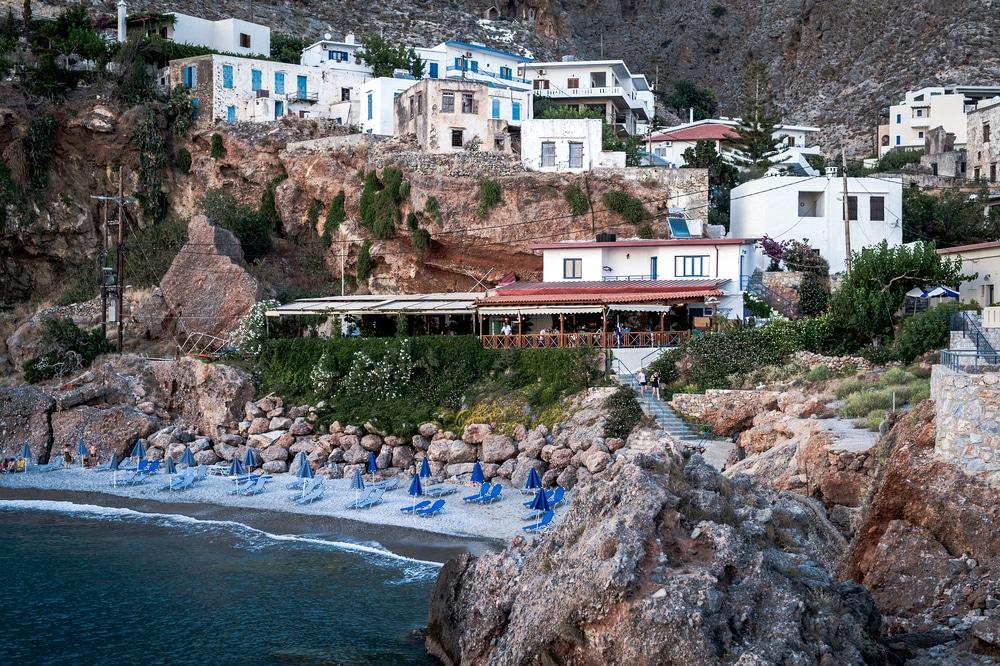 Villages de Crète : Chora Sfakion