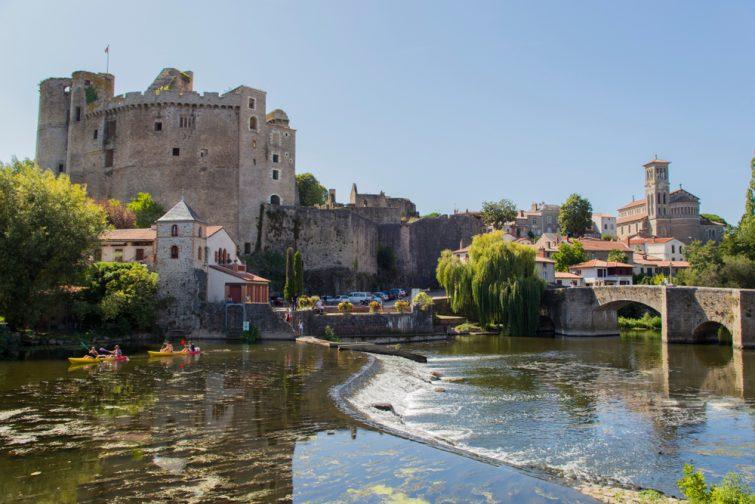 Balades autour de Nantes : Clisson
