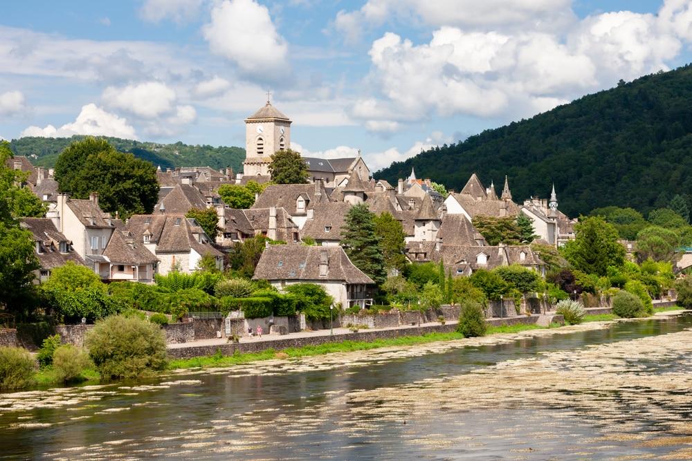 Villages de Corrèze : Argentat