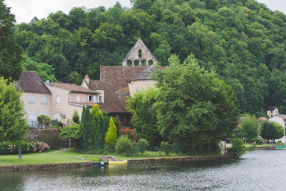 Villages de Corrèze : Beaulieu-sur-Dordogne