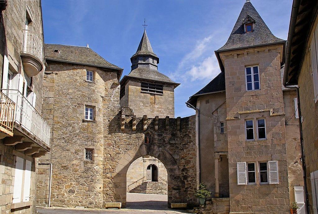 Le village de Corrèze