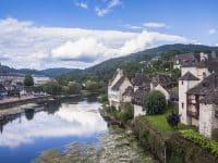 Argentat et les plus beaux villages de Corrèze