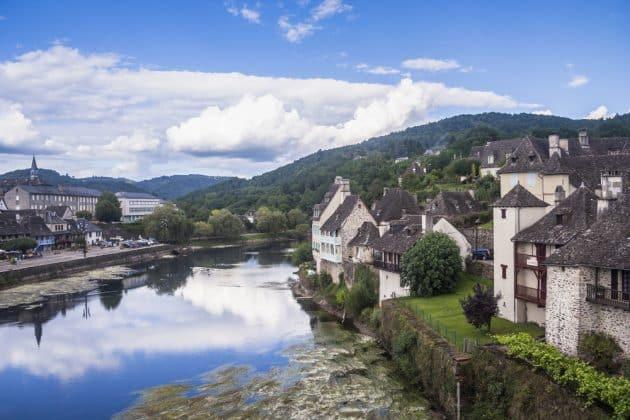 Les 13 plus beaux villages de Corrèze