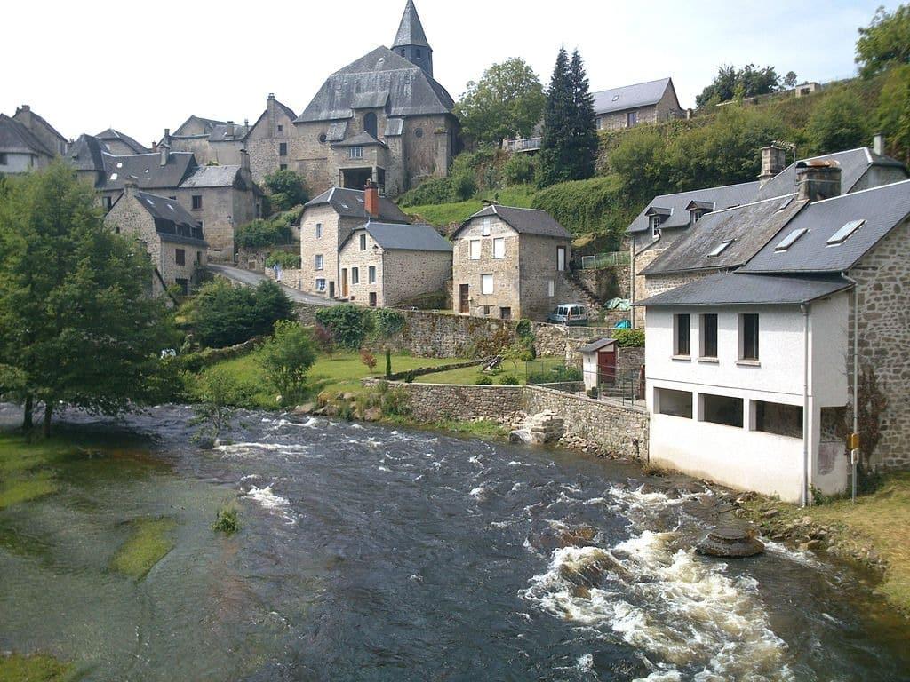 Villages de Corrèze : Treignac
