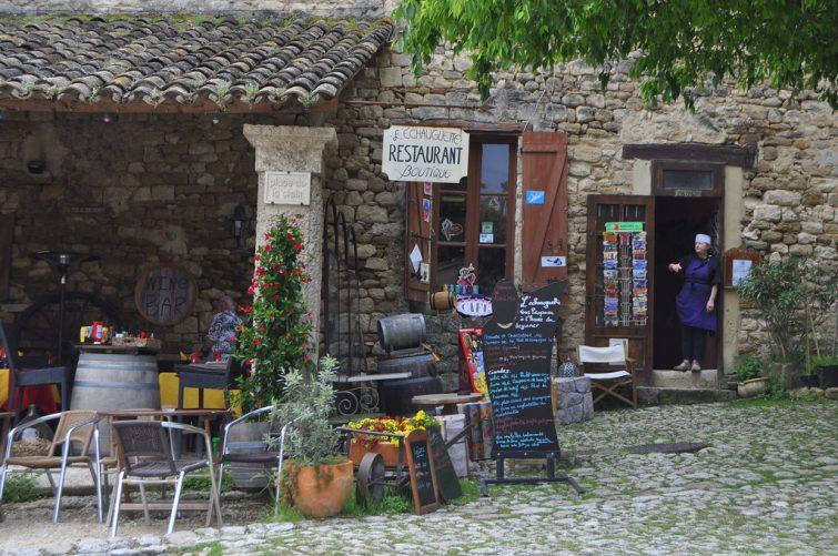 Restaurant l'Echauguette : Oppède le Vieux