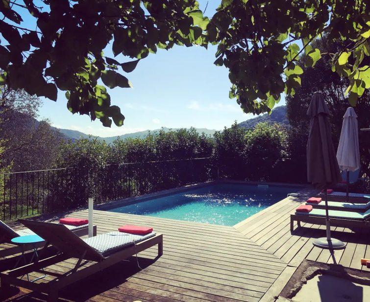 Villa authentique corse et piscine