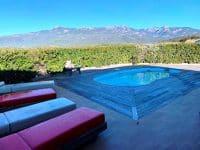 Charmante villa neuve, piscine privée