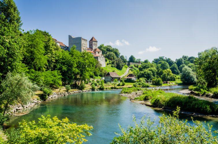 Le Gave d'Oloron, spot où faire du rafting à Pau