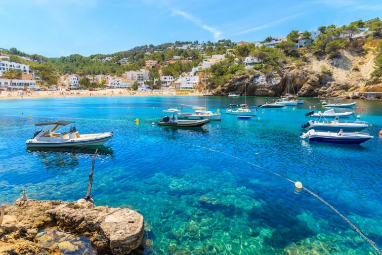 Ibiza et sa côte