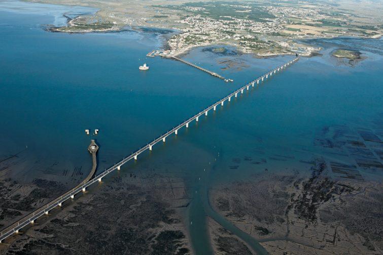 Le pont de l'Île d'Oléron