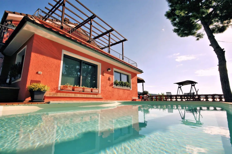 Villa Agata, écrin méditerranéen
