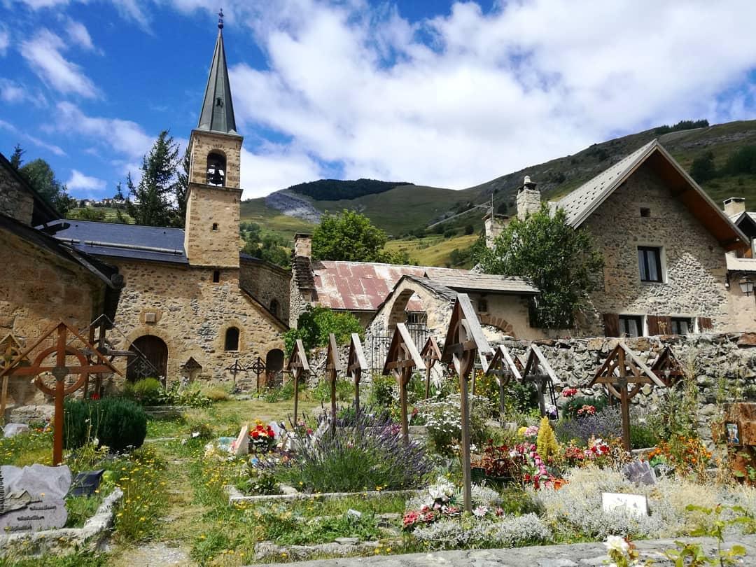 Village de la Grave