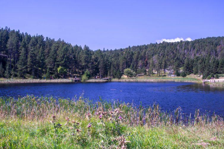 Lac calvet, Pyrénées Orientales