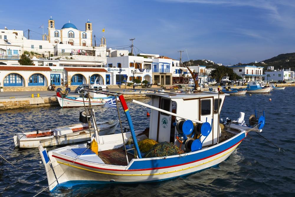 Lipsi, Grèce