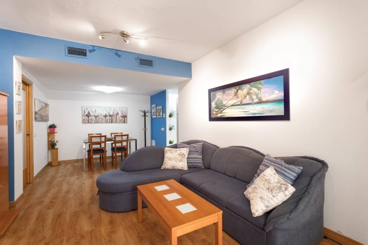 Appartement idéalement situé