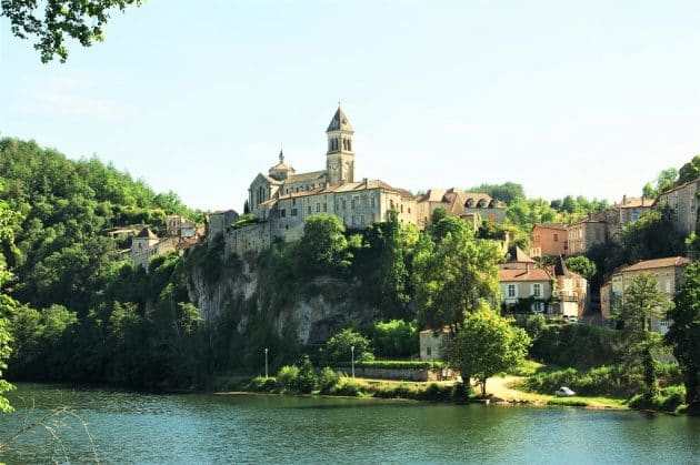 Les 13 plus beaux villages du Lot