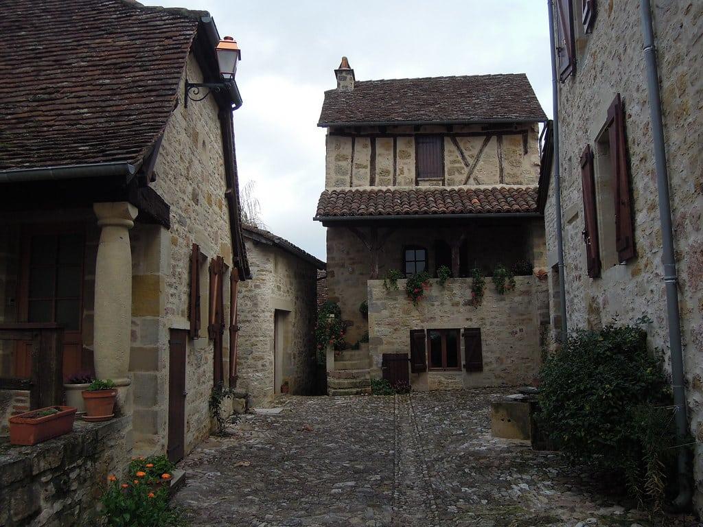 Villages du Lot : Capdenac-le-Haut