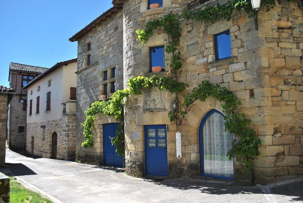 Villages du Lot : Cardaillac