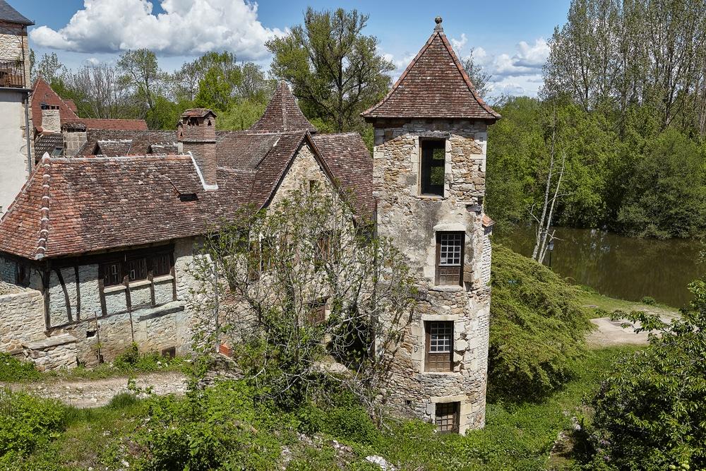 Villages du Lot : Carrenac