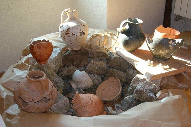 Musée archéologique de Javols
