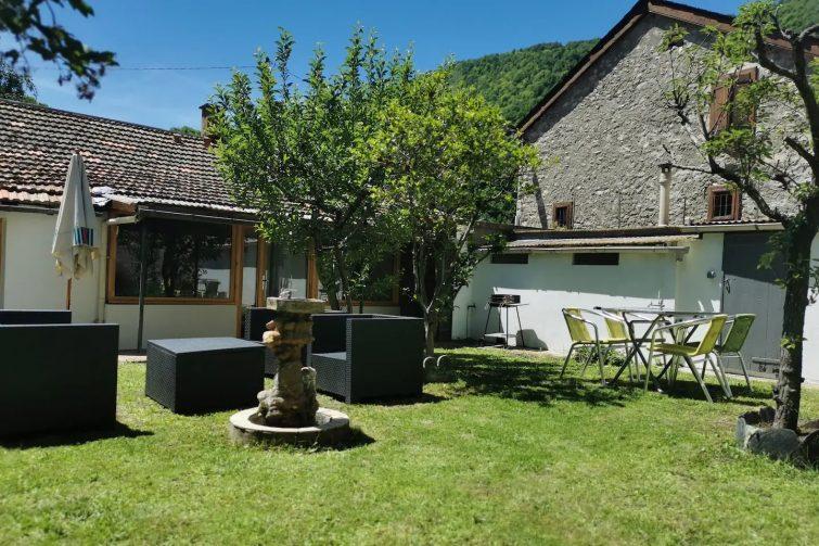Maison dans le centre d'Ax-les-Thermes