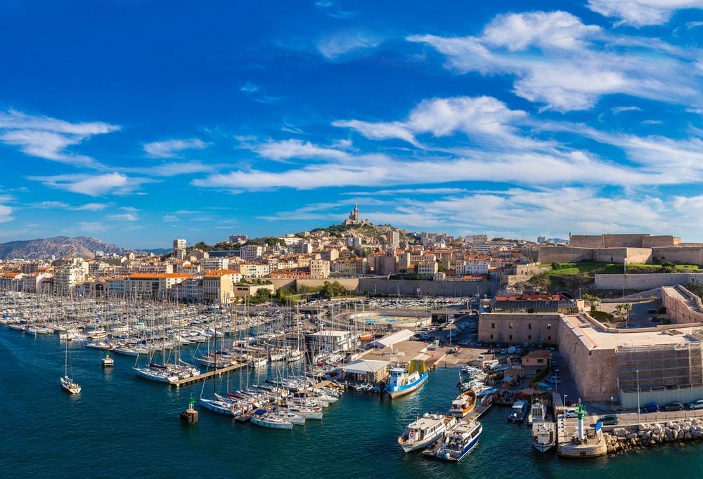 Plus beaux ports de France : Vieux-Port de Marseille