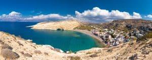 Villages de Crète