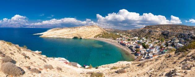 Les 12 plus beaux villages de Crète
