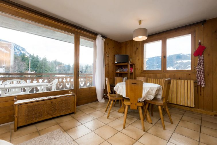 Appartement plein sud avec terrasse