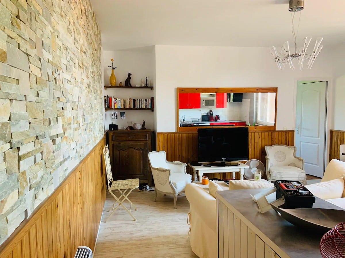 Appartement lumineux centre-ville Mont-de-Marsan